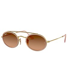 Unisex Sunglasses, RB3847N 52