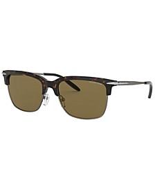 Men's Lincoln Sunglasses, MK2116 56