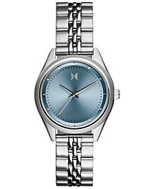Women's Rise Mini Stainless Steel Bracelet Watch 30mm