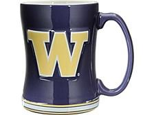 Washington Huskies 14oz Relief Mug