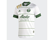 adidas Portland Timbers Men's Secondary Authentic Jersey