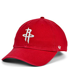 '47 Brand Houston Rockets CLEAN UP Cap