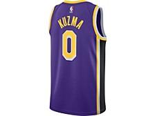 Los Angeles Lakers Men's Statement Swingman Jersey Kyle Kuzma