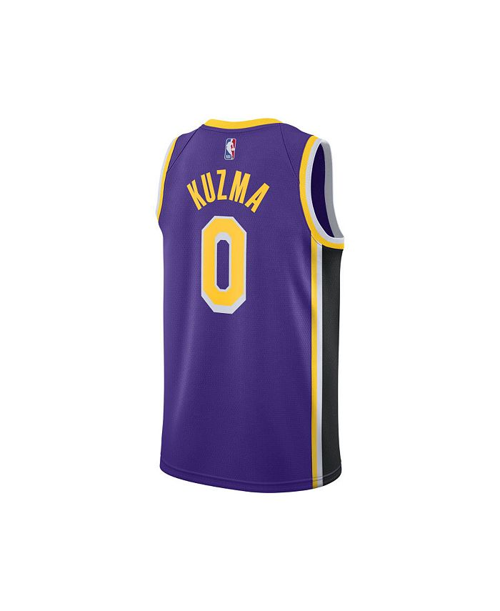 Jordan Los Angeles Lakers Men's Statement Swingman Jersey Kyle ...