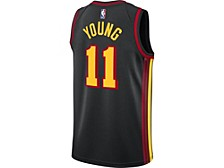 Atlanta Hawks Men's Statement Swingman Jersey Trae Young