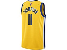 Golden State Warriors Men's Statement Swingman Jersey Klay Thompson