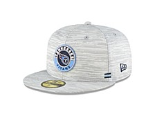 Tennessee Titans On-field Sideline 59FIFTY Cap