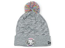 San Francisco 49ers On-Field Crucial Catch Knit Cap