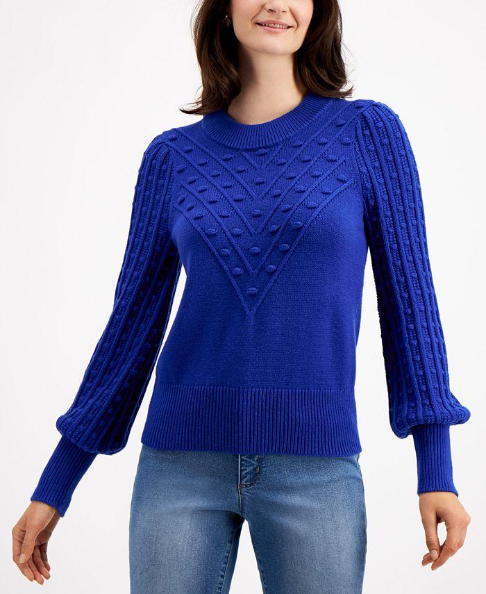 Charter Club - Popcorn Sweater