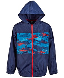 Big Boys Packable Windbreaker Jacket, Created for Macy's