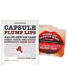Plump Lip Capsule Mask, Pack of 3