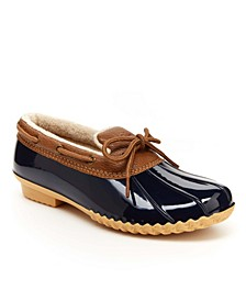 Woodbury Women's Casual Duck Shoe