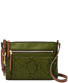 Women's Fiona Leather East West Crossbody