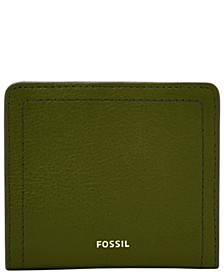 Women's Logan Small Bifold Leather Wallet