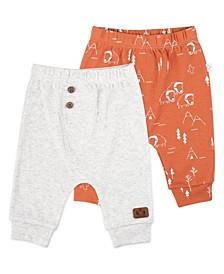 Baby Boy 2pk Knit Pant