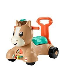 Fisher-Price® Walk, Bounce & Ride Pony