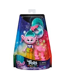 DreamWorks World Tour Glam Satin Doll