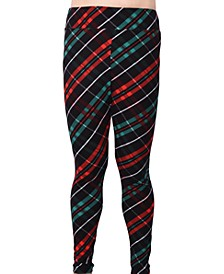 Trendy Plus Size Ugly Christmas Leggings