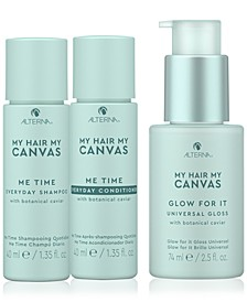 4-Pc. My Hair My Canvas Universal Gloss Set