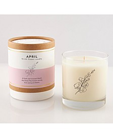 April Soy Candle