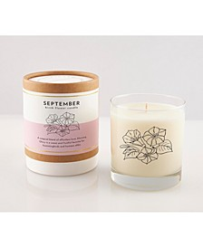September Soy Candle