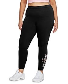 Sportswear Plus Size Leggings