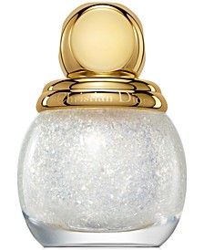 Diorific Vernis Golden Nights Limited Edition Top Coat Glitter Nail Lacquer