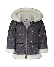 Little Girls Parka Jacket