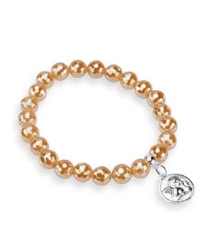 Agate Faceted Bracelet