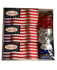 Flag Bars and Stars Set