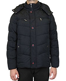 Men's Heavyweight Puffer Jacket
