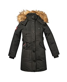 Little Girls Puffer Coat (44% off) – Comparable Value $79