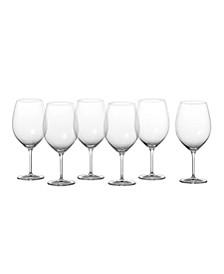 Cru Classic Bordeaux, 27.9oz - Set of 6