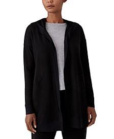 Hooded Cardigan Jacket