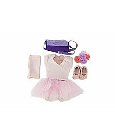 Ballerina Outfit Play Pack