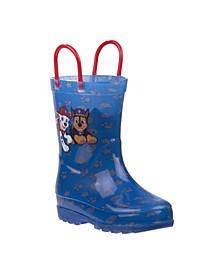 Paw Patrol Little Boys Rain Boot
