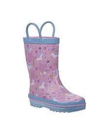 Little Girls Rain Boot
