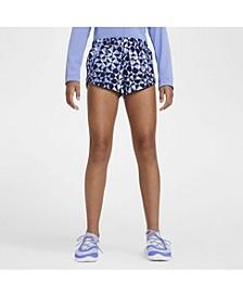 Dri-Fit Big Girl's Printed Training Shorts