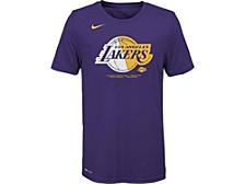 Los Angeles Lakers Men's Split Logo Dry T-Shirt