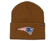 New England Patriots NFL x Carhartt Cuff Knit Hat
