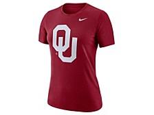 Oklahoma Sooners Women's Logo Crew Neck T-Shirt