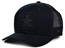 Kentucky Wildcats Black Patch Trucker Cap