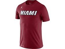 Miami Heat Men's Statement Wordmark T-Shirt