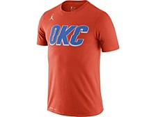 Oklahoma City Thunder Men's Statement Wordmark T-Shirt
