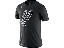 San Antonio Spurs Men's Statement Wordmark T-Shirt