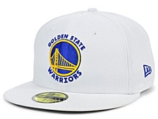 Golden State Warriors Custom 59FIFTY Cap