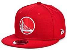 Golden State Warriors Custom 9FIFTY Snapback Cap