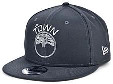 Men's Golden State Warriors Custom 9FIFTY Snapback Cap