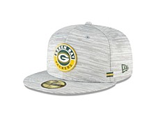 Green Bay Packers On-Field Sideline 59FIFTY Cap