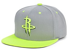 Houston Rockets Volt Snapback Cap
